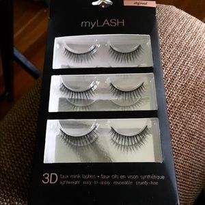 MyLash Defined 3D Faux Mink Lashes, NIB